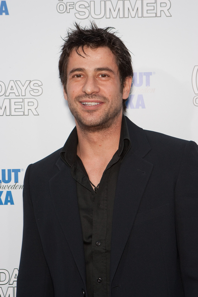Alexis Georgoulis Pictures: (500) Days of Summer Movie Premiere Red Carpet Photos