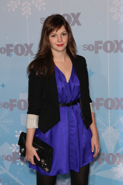 Amber Tamblyn Pictures: Fox All-Star Winter TCA Party 2011 Photos and Pics