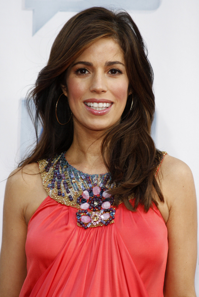 Ana Ortiz Arrives At Bravo S Nd Annual A List Awards The Orpheum