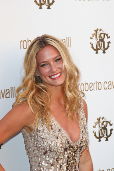 Bar Refaeli Pictures: Roberto Cavalli Boutique Opening - Cannes Film Festival 2011 Photos, Pics