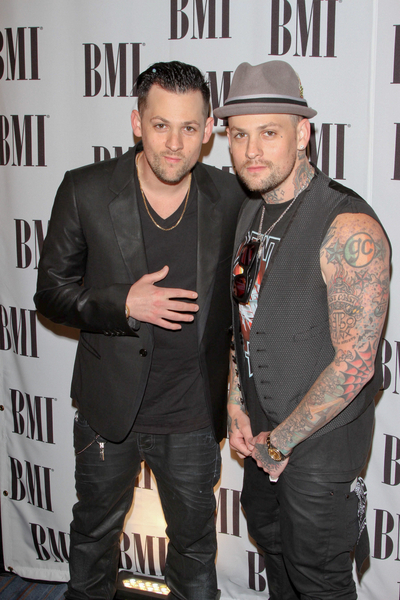 Joel Madden and Benji Madden Pictures: BMI Pop Music Awards 2011 Photos, Pics