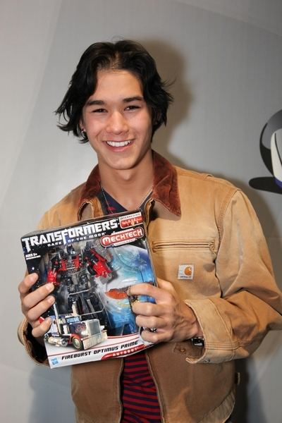 <p><strong>BooBoo Stewart Pictures:</strong> BooBoo Stewart attends the Spark of Love Toy Drive hosted by Kiowa Gordon at Racer's Edge Indoor Karting on December 23, 2011  in Burbank, California.</p>
