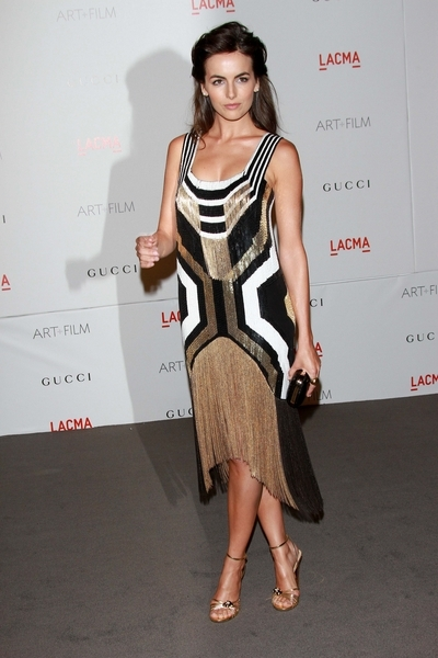 Camilla Belle Hot Style Pictures: LACMA Art and Film Gala Photos, Pics
