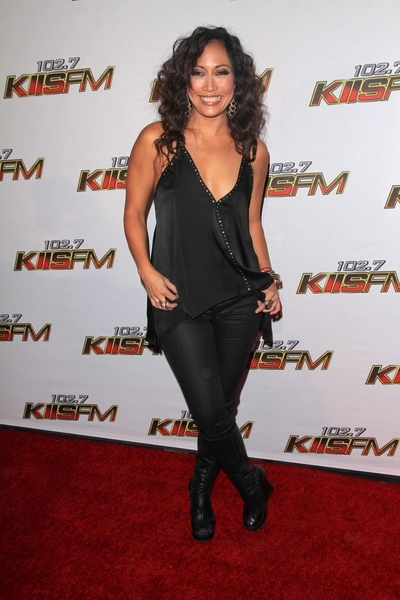 Carrie Ann Inaba Pictures: KISS FM Jingle Ball Concert 2011 Photos, Pics