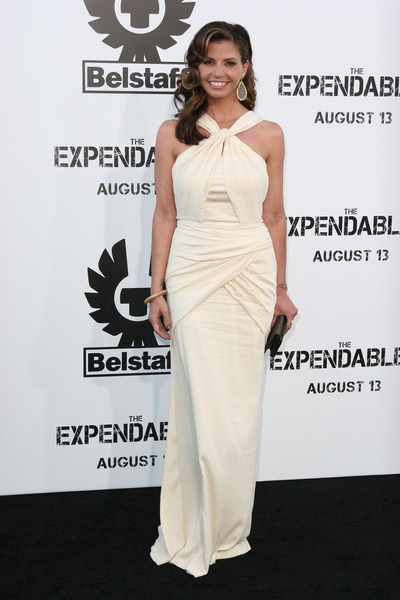 Charisma Carpenter Hot Style Pictures The Expendables