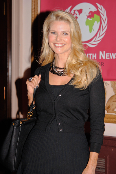 Christie Brinkley Pictures: MDG Awards 2010 Photos and Pics