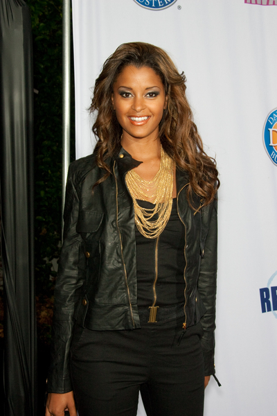 Claudia Jordan Pictures: Fox Reality Channel Really Awards 2009 Red Carpet Photos