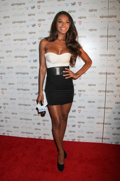 Crystle Stewart Hot Style Pictures: Miss Universe Pageant 2010 Photos and Pics
