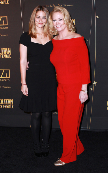 Cybill Shepherd And Daughter Clementine Ford Pictures 50