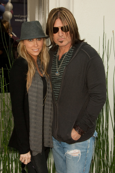 Tish and Billy Ray Cyrus Pictures, Photos, Images & Pics - 7th Stuart House Benefit Red Carpet