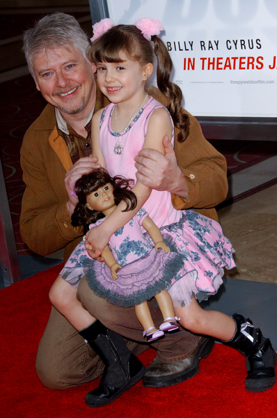 Dave Foley and Daughter Alina Foley Pictures: The Spy Next Door Premiere Red Carpet Photos