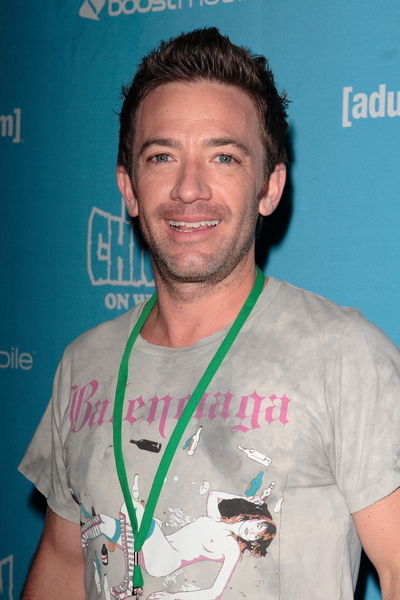 David Faustino Pictures: Adult Swim Presents 'Robot Chicken's Skate ...