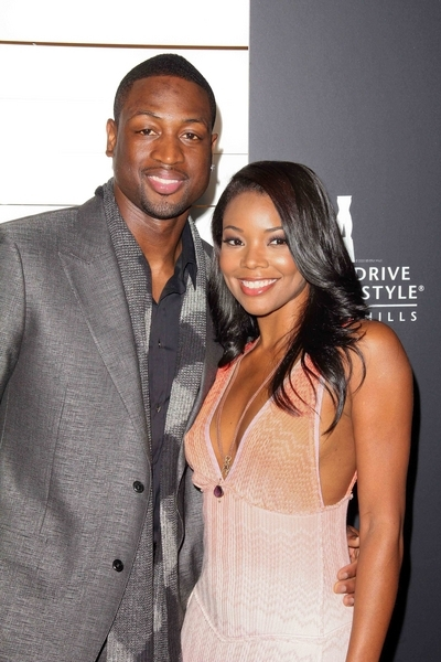 Dwyane Wade and Gabrielle Union Pictures: Rodeo Drive Walk of Style Award 2011 Photos, Pics