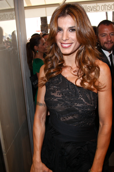 Elisabetta Canalis Pictures: Roberto Cavalli Boutique Opening - Cannes Film Festival 2011 Photos, Pics
