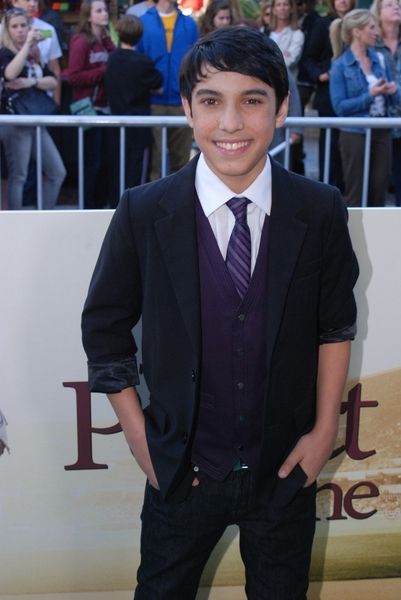 Gabriel Morales Photos: Gabriel Morales The Perfect Game Movie Premiere Red Carpet Pictures and Pics