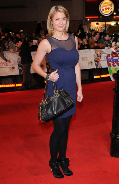 Gemma Atkinson Pictures, Photos, Images & Pics - Marley & Me UK Premiere Red Carpet