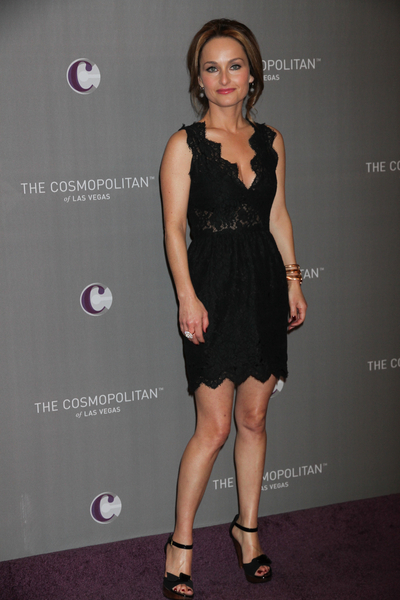 Giada De Laurentiis Hot Style Pictures: The Cosmopolitan of Las Vegas Grand Opening Photos and Pics
