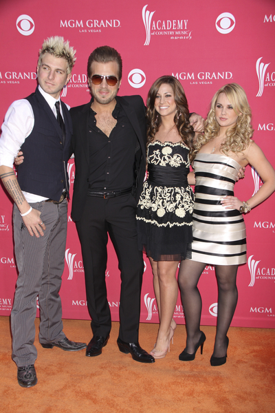 Gloriana Pictures, Photos, Images, Pics - 44th Academy of Country Music Awards Red Carpet