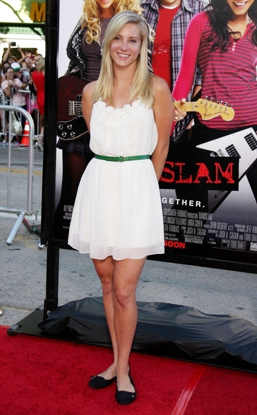 Heather Elizabeth Morris Hot Style Pictures: Bandslam Premiere Red Carpet Photos