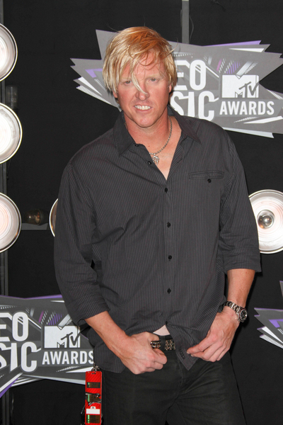 Jake Busey Pictures: MTV Video Music Awards (VMAs) 2011 Red Carpet Photos, Pics