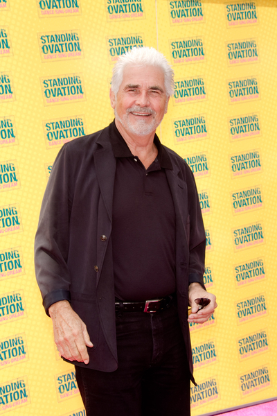 James Brolin Pictures: Standing Ovation Premiere Red Carpet Photos and Pics