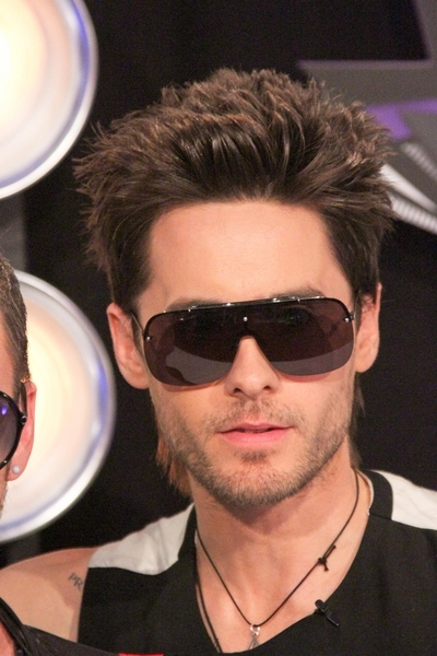 Jared Leto Pictures: MTV Video Music Awards (VMAs) 2011 Red Carpet Photos, Pics