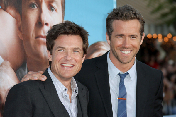 Jason Bateman, Ryan Reynolds Pictures: The Change-Up Movie Premiere Photos, Pics