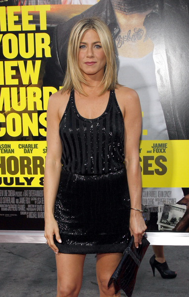 Jennifer Aniston Pictures: Horrible Bosses Premiere Red Carpet Photos, Pics