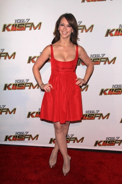 Jennifer Love Hewitt Hot Style Pictures: KISS FM Jingle Ball Concert 2011 Photos, Pics