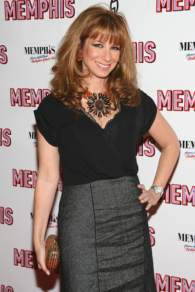 Jill Zarin Pictures: Memphis Broadway Opening Night Red Carpet Photos