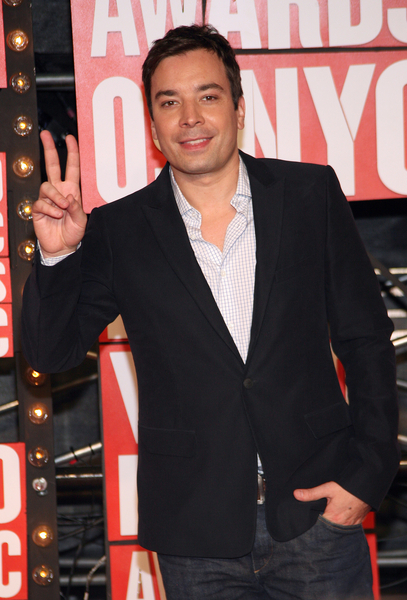 Jimmy Fallon Pictures: 2009 MTV Video Music Awards Red Carpet Photos