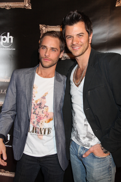 josh strickland and todd dubail pictures gallery