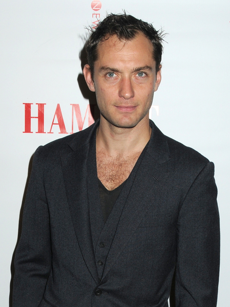 Jude Law Pictures: Hamlet Broadway Opening Night After Party Photos