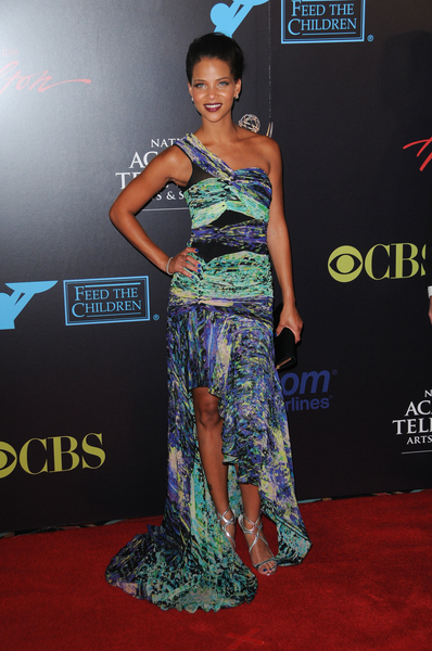 Denise Vasi Pictures: Daytime Emmy Awards 2010 Fashion Photos and Pics