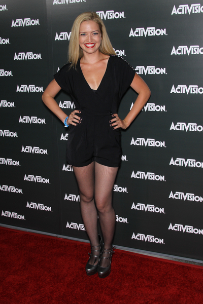 Lauren Storm Pictures: Activision E3 2010 Preview Kick-Off Party Photos and Pics