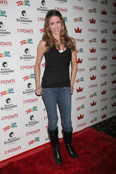 Shannon Elizabeth Pictures: Crown Theater and Nightclub Rio Hotel Las Vegas Grand Opening Photos and Pics