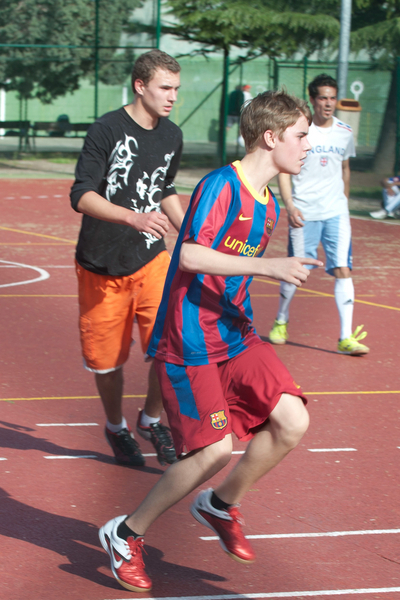justin bieber playing soccer in madrid. Teen Idol Justin Bieber isn#39;t