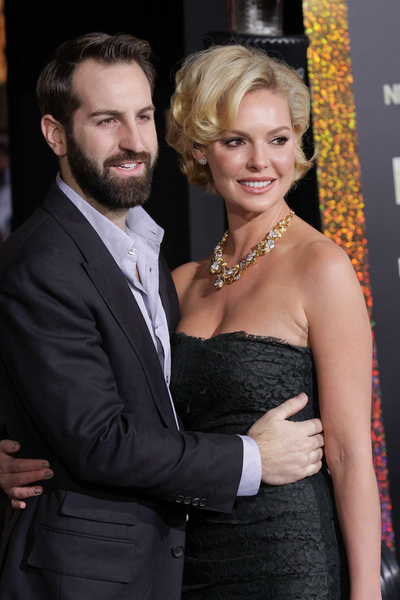 Josh Kelley and Katherine Heigl Pictures: New Year's Eve Movie Premiere Photos, Pics
