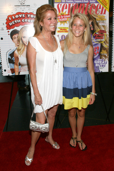 Kathie Lee Gifford Daughter Kathy Lee And Cassidy Gifford