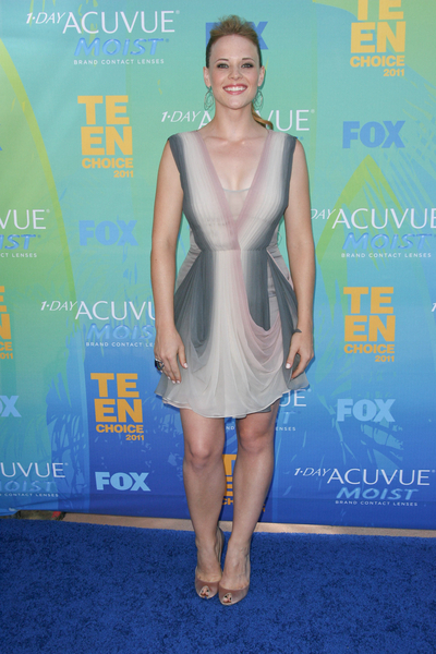 Katie Leclerc Hot Style Pictures Teen Choice Awards 2011