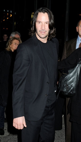 Keanu Reeves Pictures: The Private Lives of Pippa Lee Screening Hosted by The Cinema Society Photos