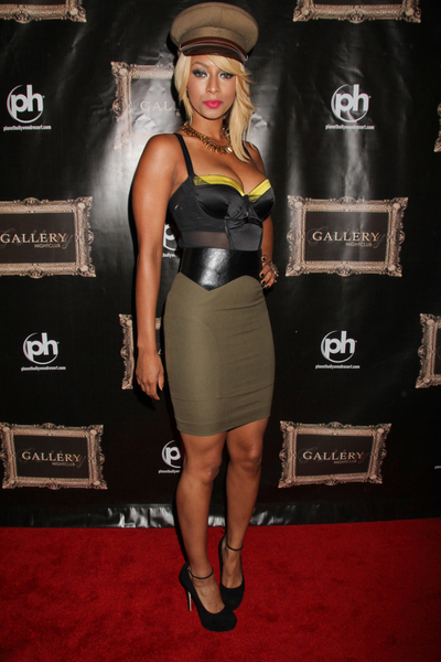 Keri Hilson Hot Style Pictures: Gallery Nightclub Planet Hollywood Las Vegas Photos, Pics