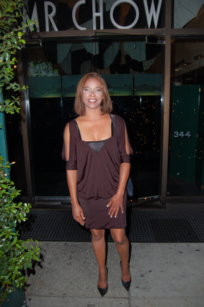 Lark Voorhies Paparazzi Pictures: Mr. Chow Beverly Hills Photos