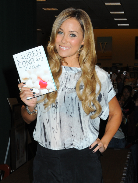 Lauren Conrad Pictures: L.A. Candy New York Book Signing Photos