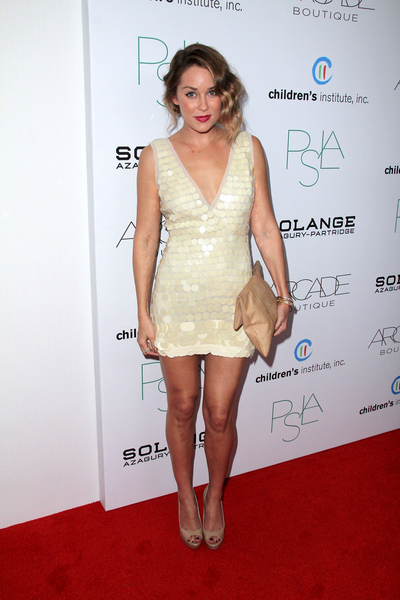 Lauren Conrad Hot Style Pictures: Autumn Party 2011 Photos, Pics