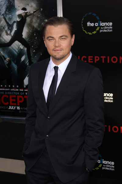 Leonardo DiCaprio Pictures: Inception Premiere Red Carpet Photos and Pics