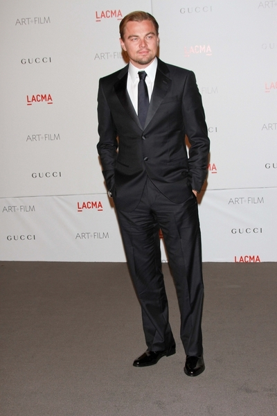 Leonardo DiCaprio Pictures: LACMA Art and Film Gala Photos, Pics