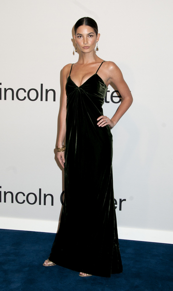 Lily Aldridge Hot Style Pictures: Lincoln Center Presents: An Evening with Ralph Lauren Photos, Pics