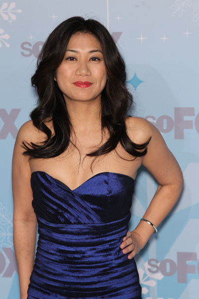 Liza Lapira Hot Style Pictures: Fox All-Star Winter TCA Party 2011 Photos and Pics