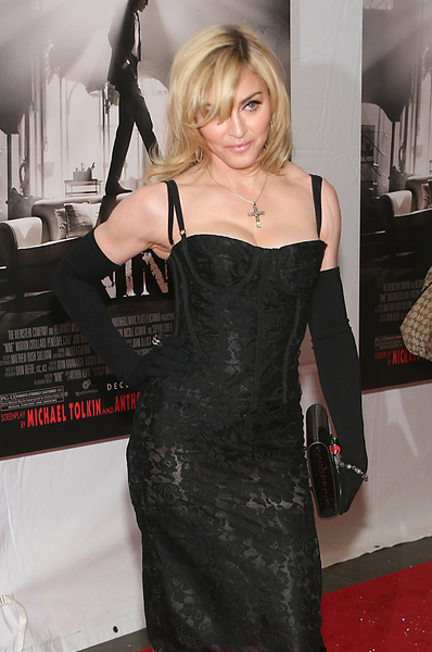 Madonna Pictures: Nine New York Premiere Red Carpet Photos
